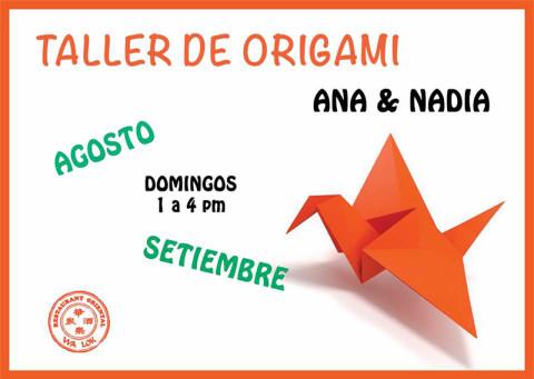 Origami-Agosto