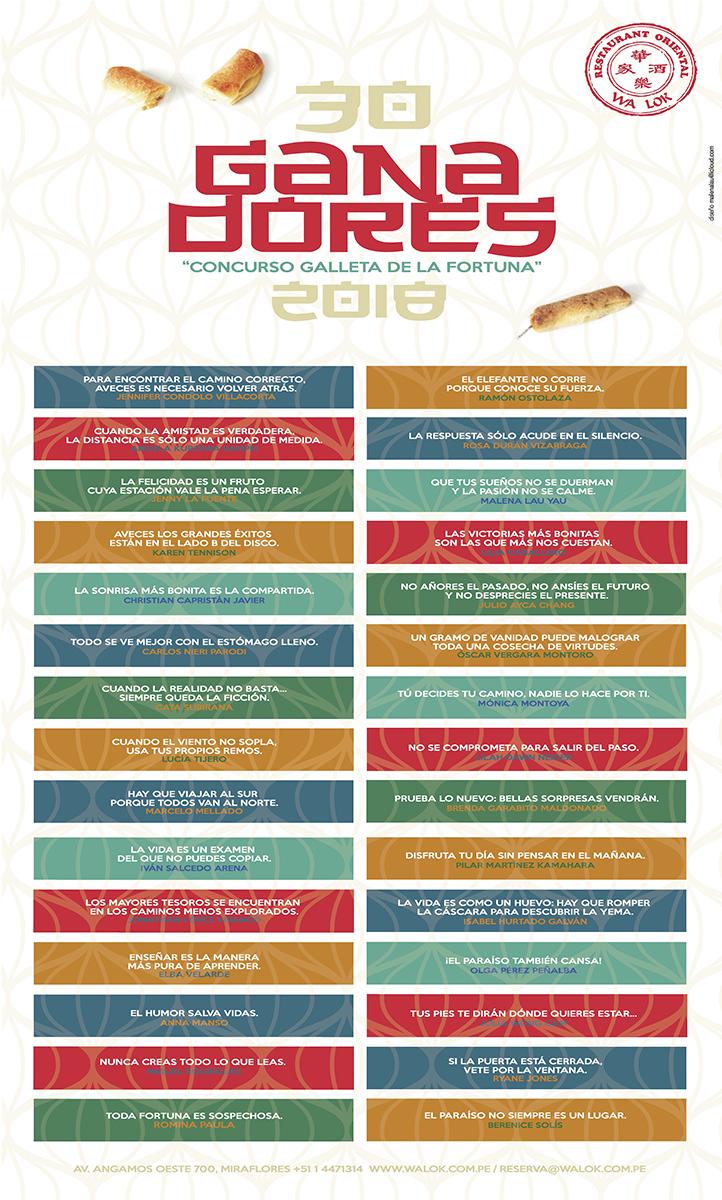 afiche ganadores fortune cookie2018cur